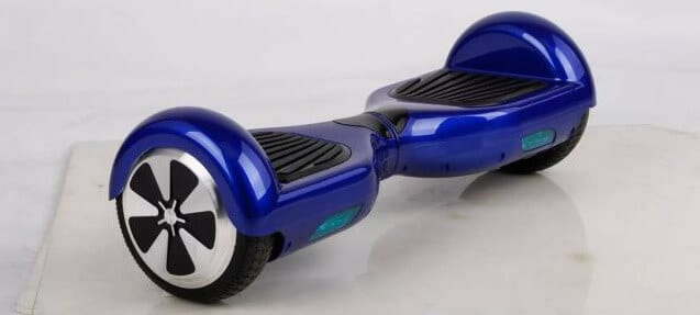 California hoverboard